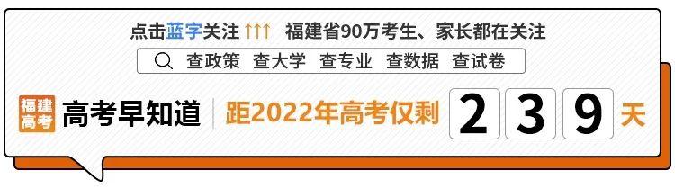 2022年福建高考报名即将开始!这5件事必须提前准备,否则可能被取消资格!